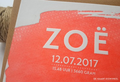 Letterpress-geboortekaartje-zoë-watercolor-watercolor-fluor-2